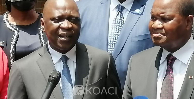 Côte d'Ivoire :   Vidéo-verbalisation, Amadou Koné annonce un déploiement sur l'ensemble du territoire national