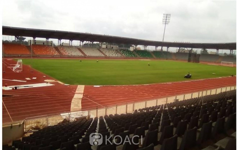 Côte d'Ivoire : Le stade de Yamoussoukro d'un coût de 47 milliards FCFA pas homologué par la CAF, délocalisation en vue du prochain match des éléphants