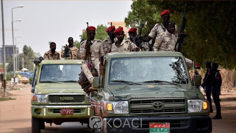Soudan : Tentative de coup d'Etat déjouée, 40 officiers arrêtés