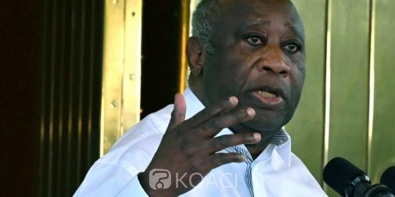 Côte d'Ivoire : Gbagbo refuse l'association de son nom à une manifestation d'hommage aux victimes des évènements de 1970 à Gagnoa