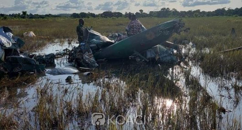 Côte d'Ivoire : Crash du MI-24, les 5 dépouilles retrouvées, hommage militaire annoncé pour vendredi