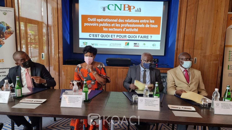 Côte d'Ivoire :   Insertion des jeunes, une plateforme numérique de concertation intégrée secteur public/privé pour une meilleure implication de tous les acteurs.