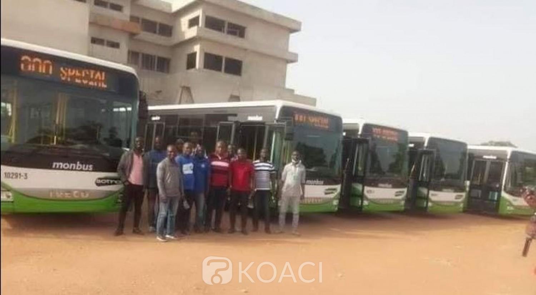 Côte d'Ivoire : La Sotra à Bouaké à compter du vendredi, voici les prix pour avoir  accès aux autobus