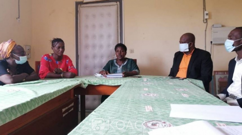 Côte d'Ivoire :  Abatta, une fillette de 14 ans victime de violences sexuelles, des acteurs du travail domestique annoncent une plainte auprès du Procureur de la République