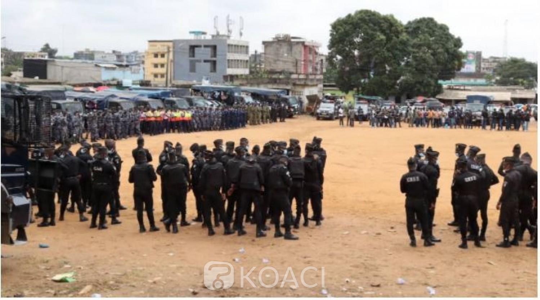 Côte d'Ivoire : Une patrouille de grande envergure annoncée ce vendredi  sur l'ensemble du territoire national à partir de 20h