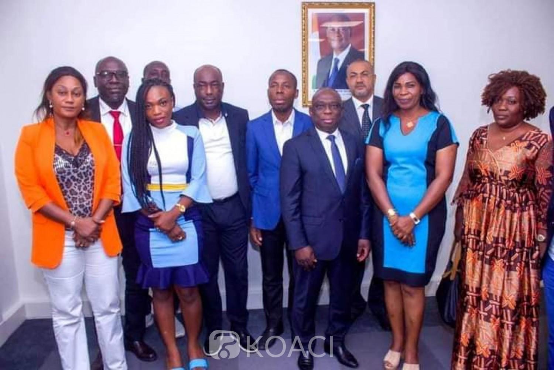 Côte d'Ivoire : Match de Gala à Abidjan avec certaines icônes du football international, Stallone Ahoua sollicite l'accompagnement du ministère de la réconciliation