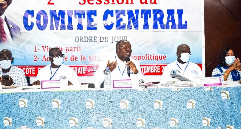 Côte d'Ivoire :   Élection présidentielle de 2025, Mabri à propos du retrait de Gbagbo, Ouattara et Bédié : « C'est à eux d'apprécier »