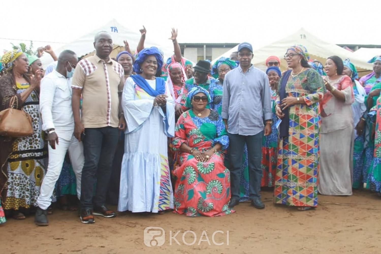 Côte d'Ivoire : Autonomisation des femmes, une fédération voit le jour à Yopougon avec l'onction du Maire Kafana Koné