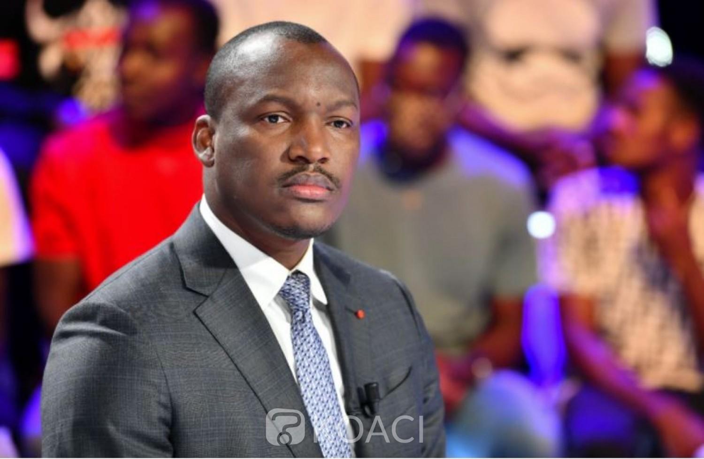 Côte d'Ivoire : De retour des USA, Mamadou Touré formel : « Il est nécessaire de renouveler la classe politique »