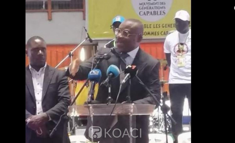 Côte d'Ivoire : Déçu par Gbagbo, Boga Sako soutient qu'il «faut changer de cap » et charge «le 17 juin 2021, nos espoirs se sont effrités »