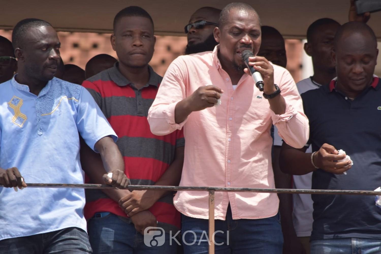 Côte d'Ivoire : Délocalisation de la gare SOTRA de l'université de Cocody, orientation des bacheliers 2021, la FESCI veut faire entendre sa voix