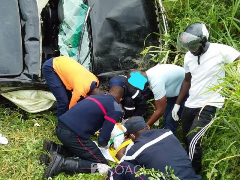 Côte d'Ivoire : Quatre personnes ont encore péri dans un accident de circulation le week-end dernier