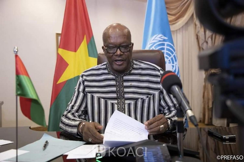 Burkina Faso : Développement de l'industrie pharmaceutique, le président Kaboré pour la levée des taxes sur les matières premières importées