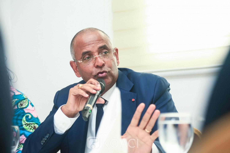 Côte d'Ivoire : Patrick Achi s'est envolé pour la World Policy Conférence à Abu Dhabi
