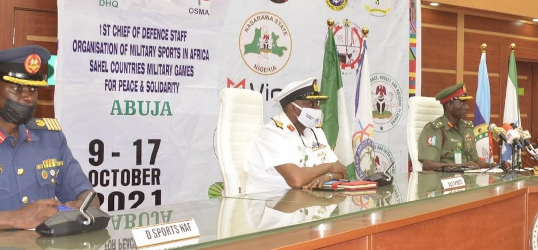Nigeria :  Jeux militaires d'OSMA, des athlètes de 14 pays africains attendus à Abuja