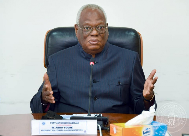 Côte d'Ivoire : Le nouveau PCA Abdou Touré veut tout mettre en œuvre pour faire avancer le Port Autonome d'Abidjan