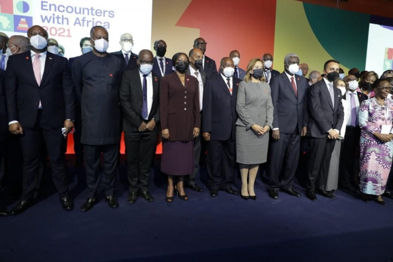 Côte d'Ivoire : Sommet Italie-Afrique, une occasion pour  convaincre les opérateurs économiques italiens à venir investir au pays