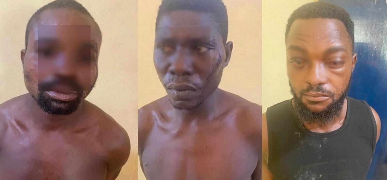 Ghana :  Trois vendeurs d'un cadavre piégés et arrêtés