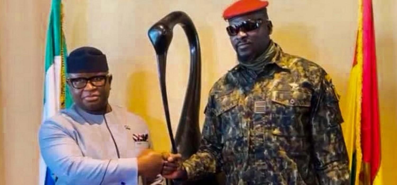 Sierra Leone-Guinée : Réchauffement des relations bilatérales par le canal Maada Bio et Doumbouya
