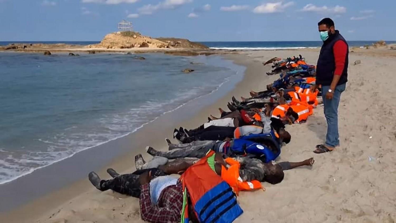 Libye : Nouveau drame en Méditerranée ,15 migrants morts noyés  malgré les appels de détresse