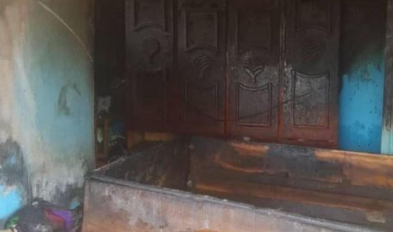 Côte d'Ivoire : Gagnoa, un nourrisson de 18 mois meurt  calciné dans un incendie