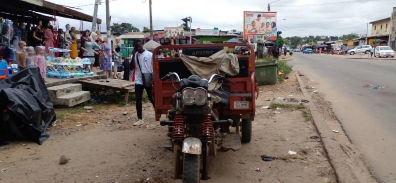 Côte d'Ivoire : Yopougon, les conducteurs de tricycles en grève de 3 jours pointent du doigt des mesures prises par la mairie