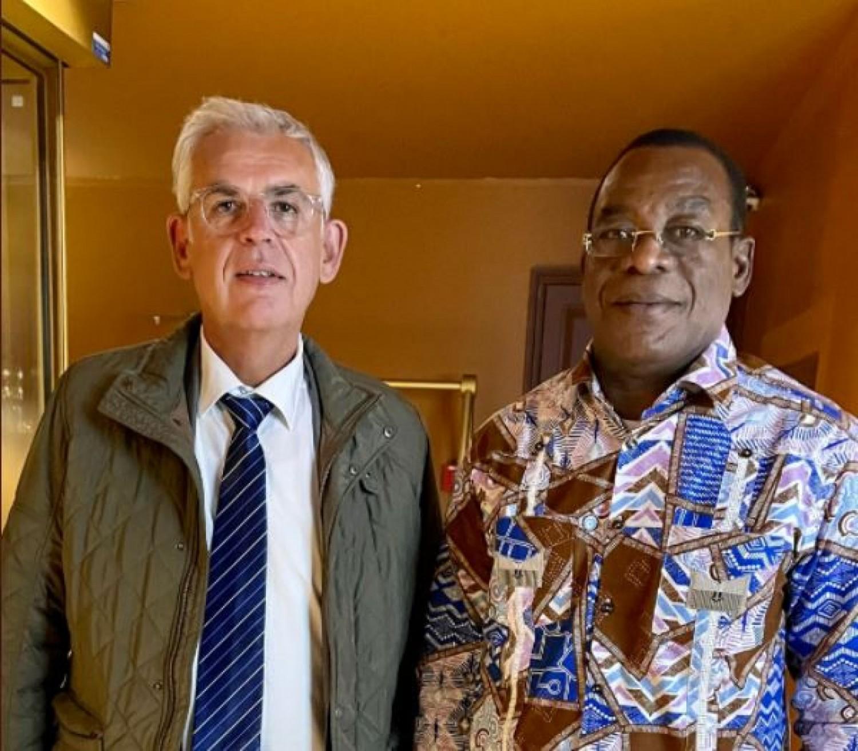 Côte d'Ivoire : En attendant la tenue de son  congrès, ce que fait Affi N'Guessan en France depuis dimanche