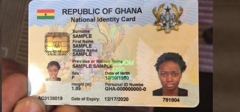 Ghana : Phase contraignante de la carte d'identité pour les fonctionnaires