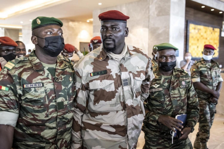 Guinée : La junte militaire débarque plus de 40 généraux de l'armée