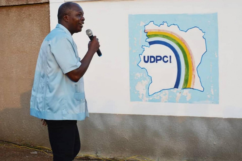 Côte d'Ivoire : Depuis l'Ouest, Mabri à ses détracteurs: « Je ne cherche pas à être le leader du Tonkpi, je veux être le Président de la République »