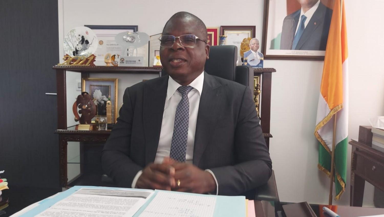 Côte d'Ivoire : Crise dans le V baoulé, restructuration du RHDP, chantiers en cours, Amedé Kouakou répond à nos questions