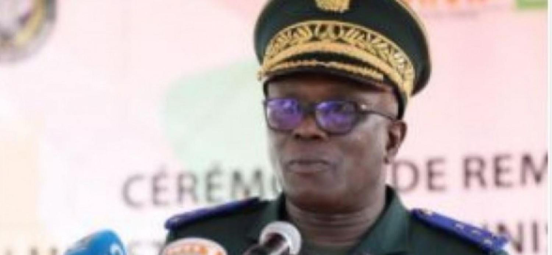 Côte d'Ivoire : Le General Doumbia : « Le terrorisme de type militaire auquel nous faisons face a pour caractéristique de conquérir les territoires »