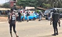 Côte d'Ivoire: À Yopougon, un chauffeur de taxi reçoit une balle...