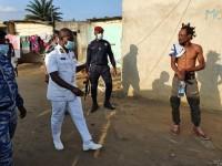 Côte d'Ivoire : A Yopougon, lors d'une course poursuite avec un d...