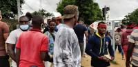 Côte d'Ivoire : Une manifestation des partisans de Gbagbo dispers...