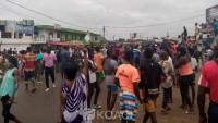 Côte d'Ivoire : Après la décision du Conseil constitutionnel, man...