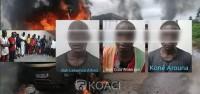 Côte d'Ivoire : Les forces de l'ordre en action, arrestations des...