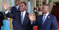 Côte d'Ivoire : Touché, Soro répond à Ouattara : « Il veut me voi...