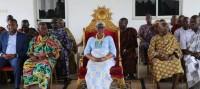Côte d'Ivoire : Absente comme d'autres durant la présidentielle,...