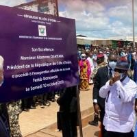 Côte d'Ivoire : Ferké, pour les législatives 2021, la puissante m...