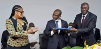 Côte d'Ivoire :   Pour avoir défié le RHDP, Dr Guibessongui perd...