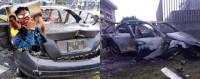 Cameroun :  1 mort dans un accident de la route, le rappeur Tenor...