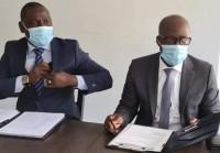 Côte d'Ivoire : Blé Goudé reçu au consul à la Haye pour son passe...