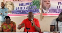 Côte d'Ivoire : Yopougon, descente de la police dans un agora, le...