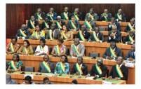 Côte d'Ivoire : Assemblée nationale, double salaire et emploi, Bi...