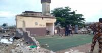 Côte d'Ivoire : Yopougon, la mosquée de Banco Nord démolie, les m...