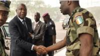 Côte d'Ivoire :   Libération des militaires en détention, en répo...