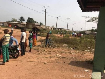 Côte d'Ivoire: À Saïoua, il se fait abattre dans la rue après avoir pris trois Kalash dans un commissariat et tirer dans la ville