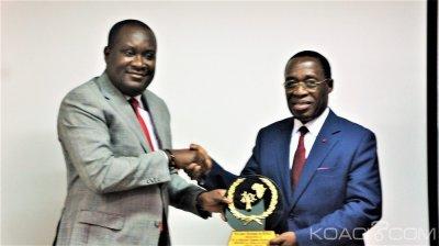 Côte d'Ivoire : Dr. Aka Aouélé primé par les experts du Refacc