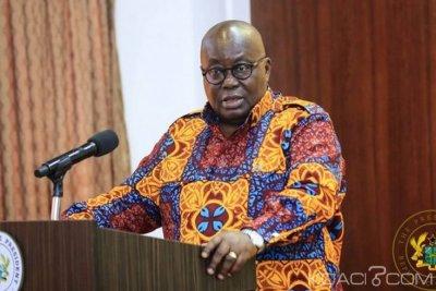Ghana : An 2019 et perspectives, le pays sur la bonne voie selon Akufo-Addo